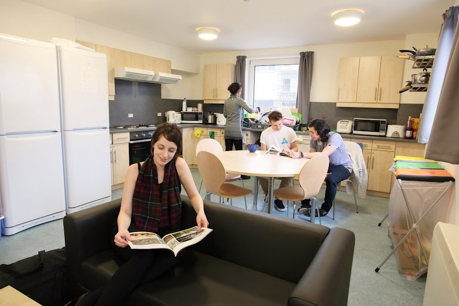 students housing