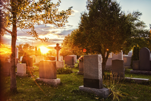 Why is Brickowner launching a cemetery investment?